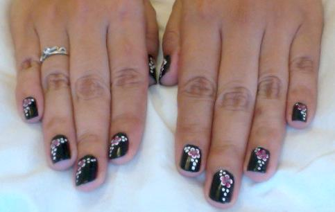Nail art ace of life well being nail prinsesfo Gallery